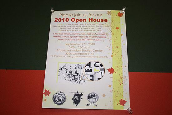 UCLA AISC Open House (2010)