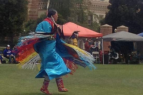 The 28th Annual UCLA Pow Wow (May 4-5, 2013)
