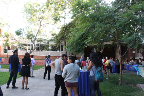 UCLA American Indian Welcome (October 7, 2019)