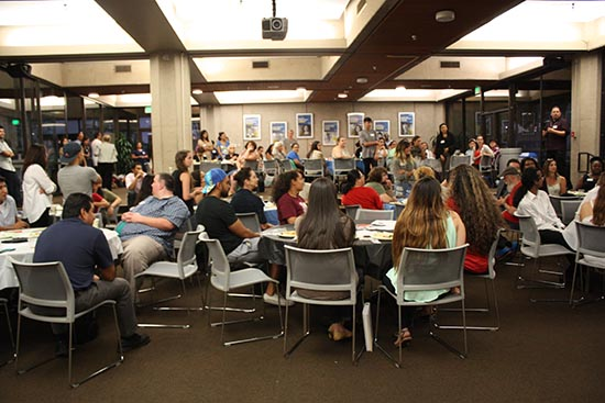 UCLA American Indian Welcome (September 28, 2015)