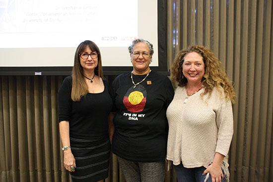 Living As Indigenous Inside the Dysmorphic Body (November 26, 2018)