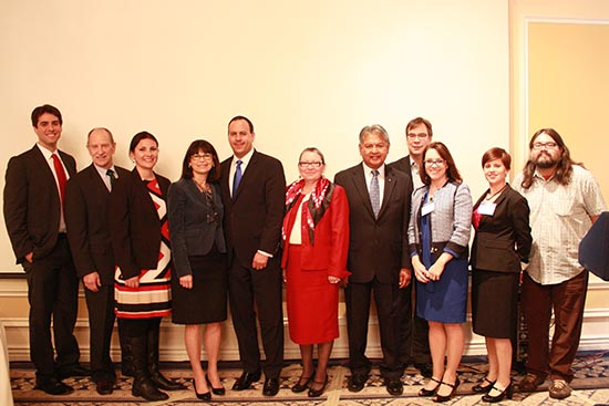 A Roadmap For Making Native America Safer (January 24, 2014)