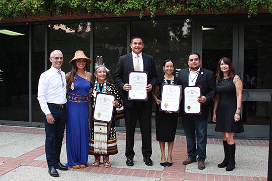 Indigenous Peoples Day Celebration (October 9, 2017)