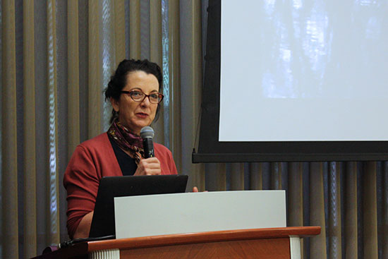 Welcome Event for Dr. Nancy Marie Mithlo (January 24, 2018)