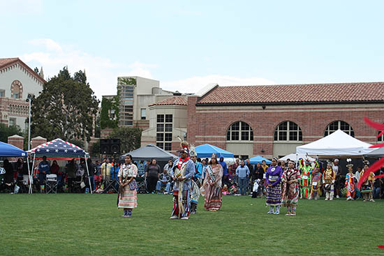 The 31st Annual UCLA Pow Wow (May 7-8, 2016)