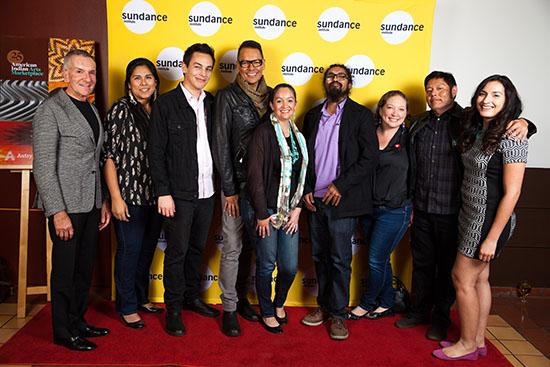 Sundance Institute and UCLA American Indian Studies Center Present: Chasing the Light (2014) (November 7, 2015)