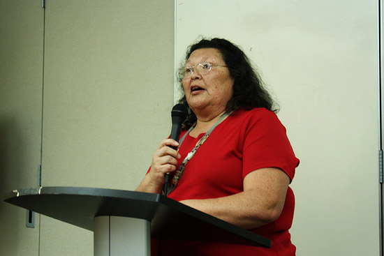 Wiyot Repatriation Discussion (March 14, 2012)
